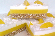 lemon meringue sls free soap