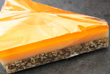 mandarin cheesecake sls free soap